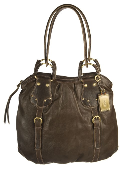 BOSS ORANGE TASCHE FLINNY BROWN