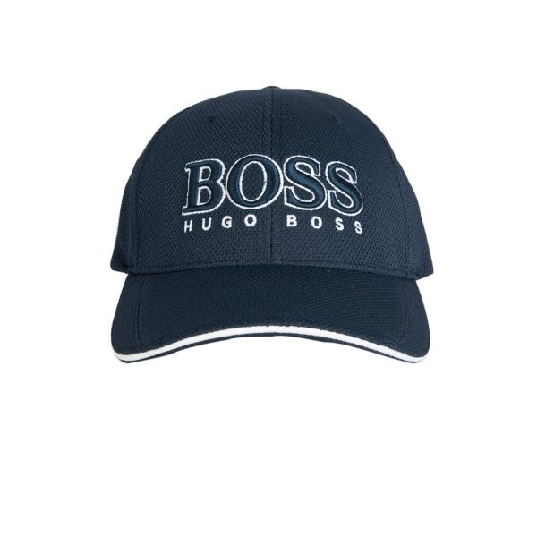 BOSS GREEN CAP US  FARBE  BLUE 410