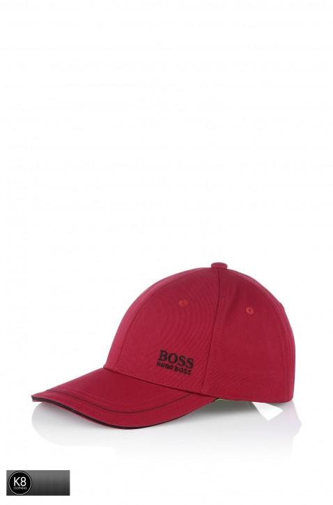 BOSS GREEN CAP 1 FARBE ROT 610