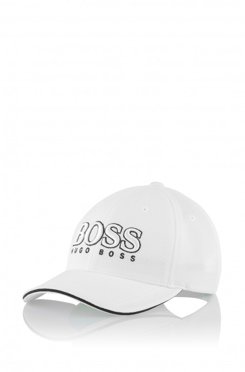 BOSS GREEN CAP US FARBE  WHITE 100