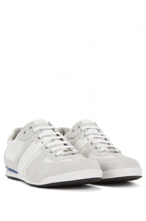 BOSS Sneaker AKEEN mit Hightech-Konstruktion open white 118