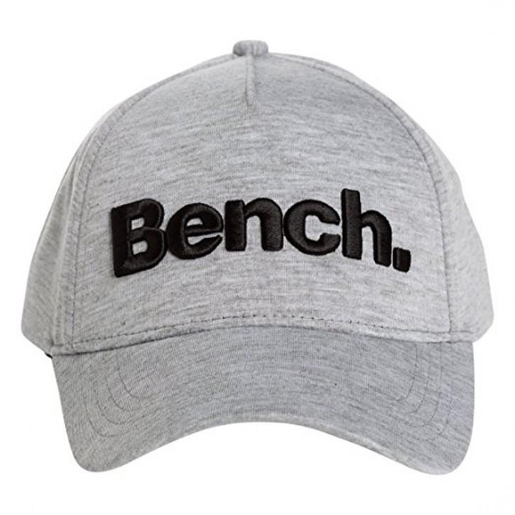 Bench Unisex Baseball Branded Classic Cap Grau One Size