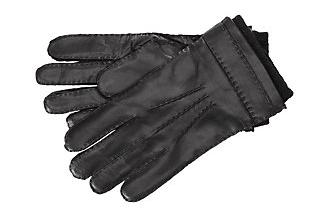 BOSS BLACK HANDSCHUH HESSO FARBE 001 SCHWARZ