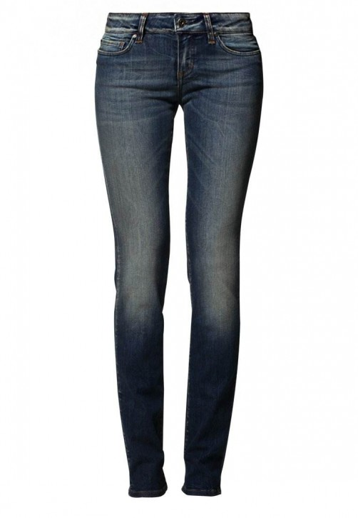 BOSS ORANGE DAMEN JEANS LESSUNTA  407 Dark Blue