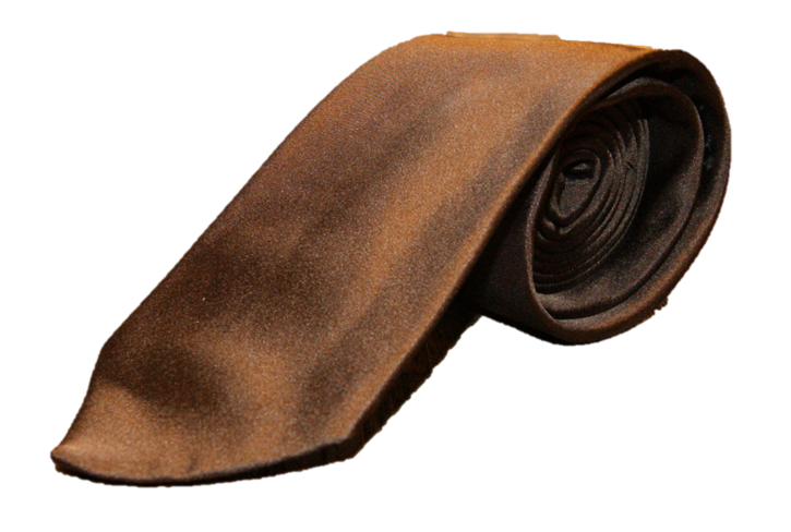 BOSS BLACK KRAWATTE BT 93 FARBE BRAUN 027