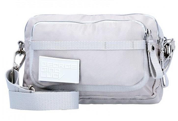 George Gina & Lucy Love Letters Mini Bag Umhängetasche - Gürteltasche Farbe grau 100