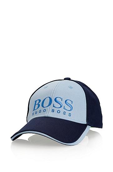BOSS GREEN CAP 2 FARBE BLAU 410