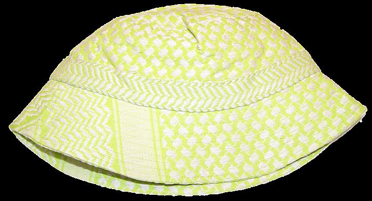 CECILIE COPENHAGEN Mucca Bucket Hat - Farbe grün
