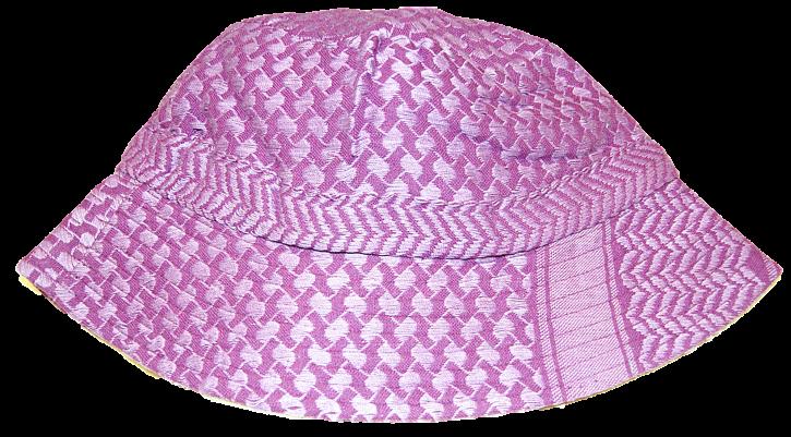 CECILIE COPENHAGEN Mucca Bucket Hat - Farbe lila