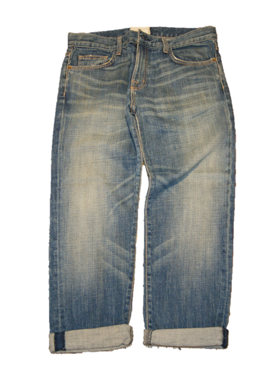 CURRENT/ELLIOTT JEANS THE BOY FRIEND FARBE EASY LOVE