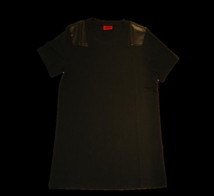 HUGO T-SHIRT DILERI FARBE SCHWARZ 001