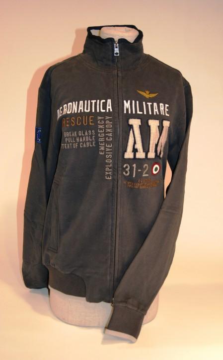Aeronautica Militaire FE 425 Felpa M.L Sweatjacke