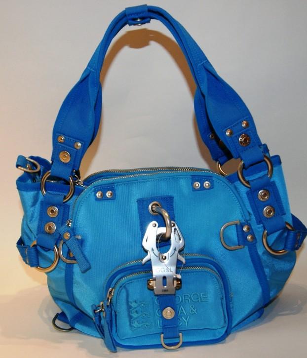 George Gina & Lucy  Principessa blau