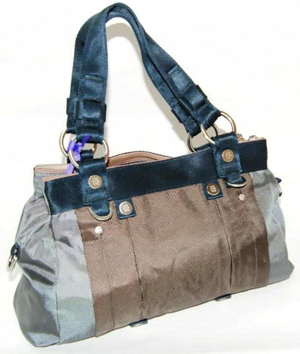 George Gina & Lucy Handtasche Ohlala, Farbe Colours Rhyme #143,  Ballistic goes Crazy