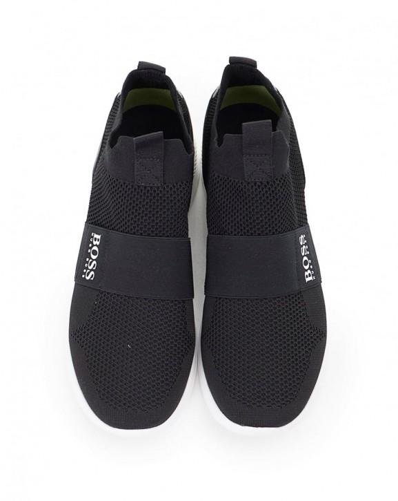 BOSS Sneaker Extreme_Slon_knit Farbe schwarz 001