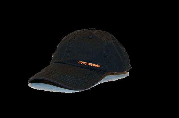 BOSS ORANGE CAP FORCANO-10 FARBE DUNKELBLAU 404
