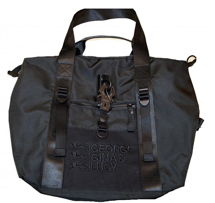 GEORGE GINA & LUCY Damen Handtasche BEATYBOX  black jack 900