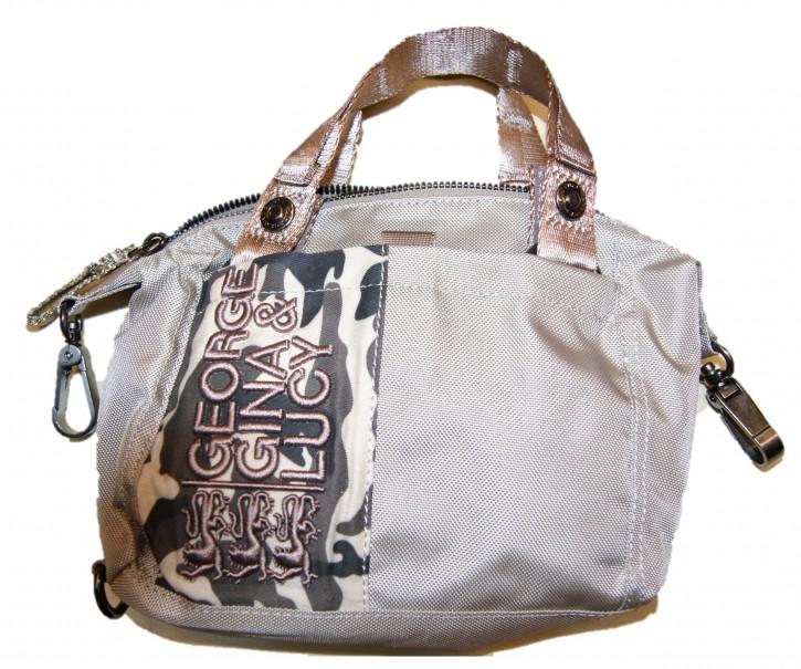 George Gina & Lucy Mini Damen Handtasche Minilicious beige 201