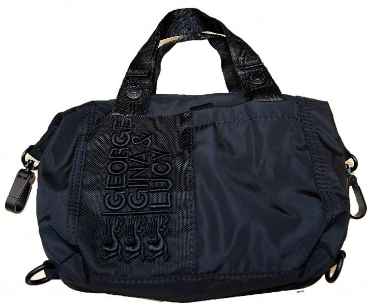 George Gina & Lucy Mini Damen Handtasche Minilicious schwarz 910