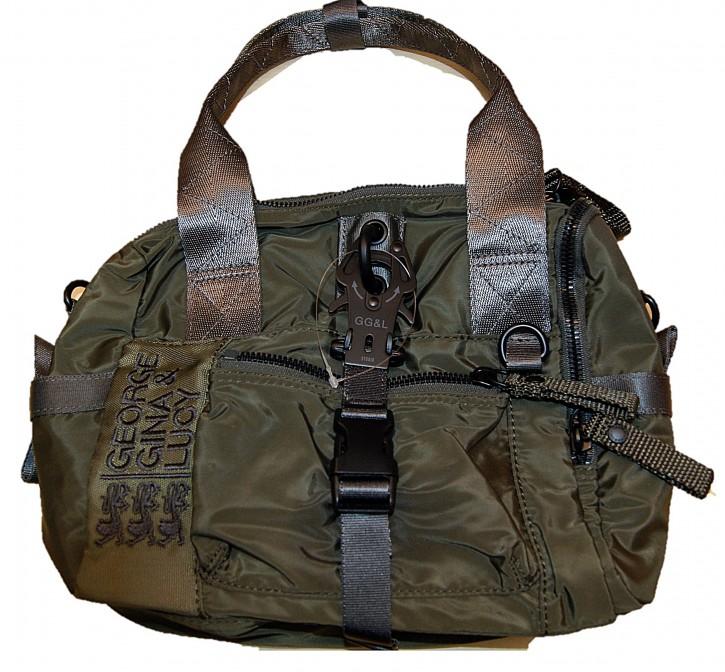 GEORGE GINA & LUCY Damen Handtasche N8KRACH mit tonalem Logo foresta/oliv 243