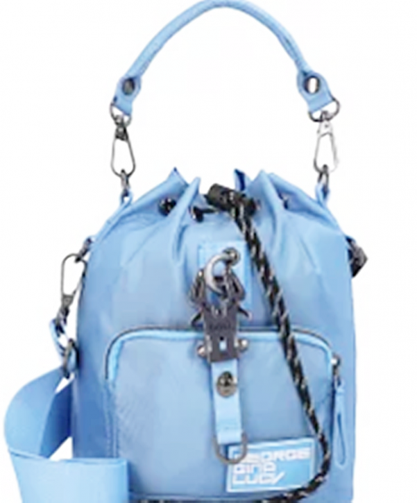 George Gina & Lucy Beuteltasche SACXY aus 100 % recycled Polyester 600