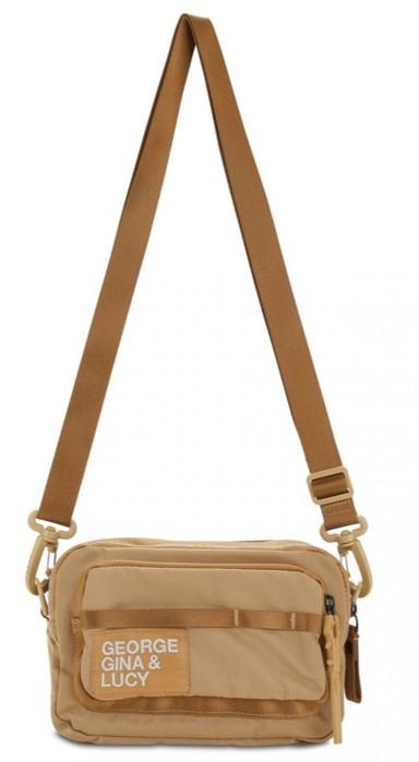 George Gina & Lucy Love Letters Mini Bag Umhängetasche - Gürteltasche Farbe beige 200