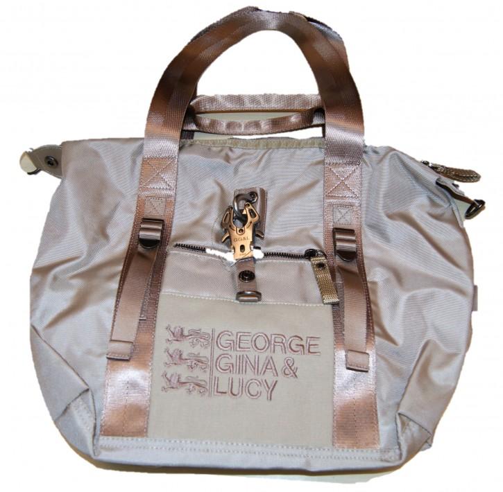 GEORGE GINA & LUCY Damen Handtasche BEATYBOX beige 200
