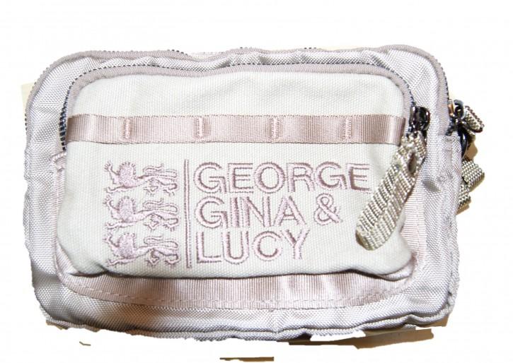 George Gina & Lucy Luv Letters Mini Bag Umhängetasche - Gürteltasche beigette  200