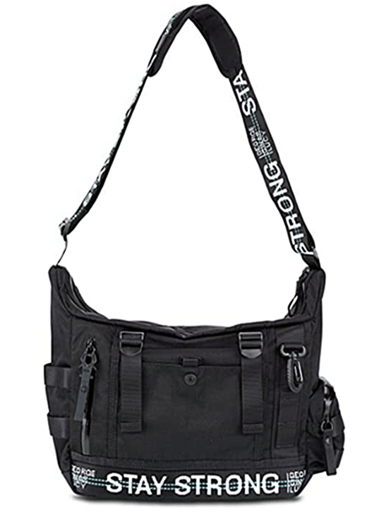 George Gina & Lucy Nylon Roots Baglava Black Strong  994