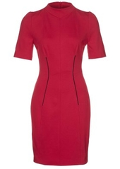 HUGO WOMAN DRESS KACELLA FARBE BRIGHT RED 624