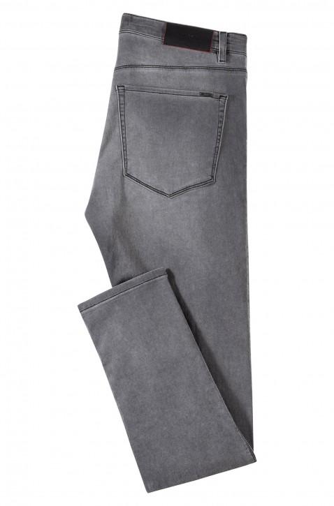 HUGO Skinny-Fit Jeans HUGO 734 aus Stretch-Denim Farbe grau 030