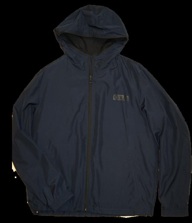 HUGO Allwettertaugliche Kapuzen Jacke BEN2021 dunkelblau 405