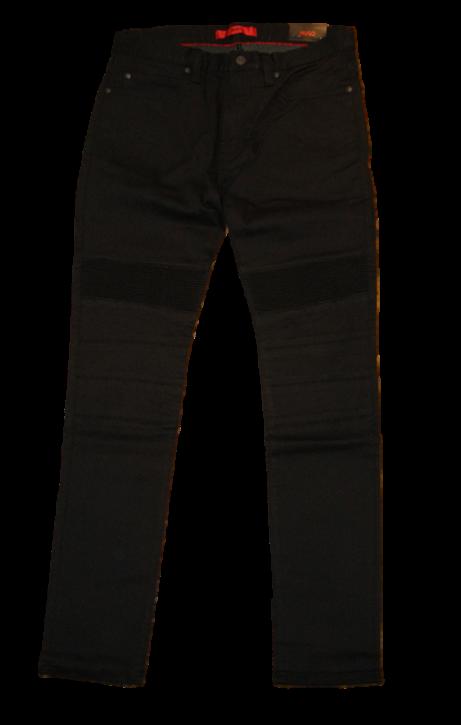 HUGO Biker Jeans HUGO 734/42 Farbe schwarz 001