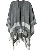 HUGO WOMEN CAPE FARBE GREY 34
