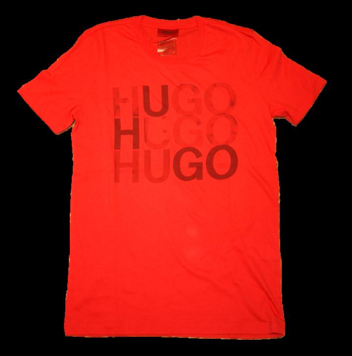 HUGO TEE DULIO FARBE ROT 622