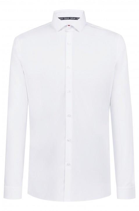 HUGO Extra Slim-Fit Hemd ERONDO aus Baumwolle mit bügelleichtem Finish weiss 199