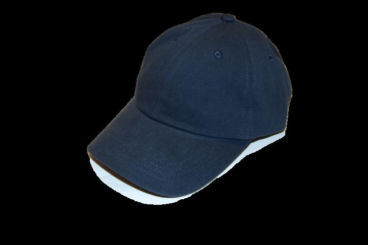 HUGO Verstellbare Cap  MEN-X 540/3 aus Baumwoll-Twill mit gesticktem Reversed-Logo dunkelblau