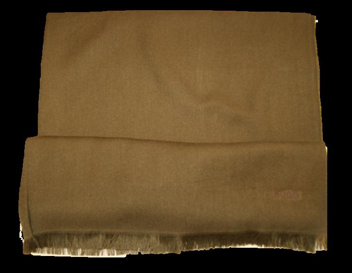 HUGO Schal Men-Z 399 Farbe oliv 303
