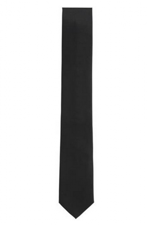 HUGO Krawatte Tie cm 6 Farbe schwarz 001