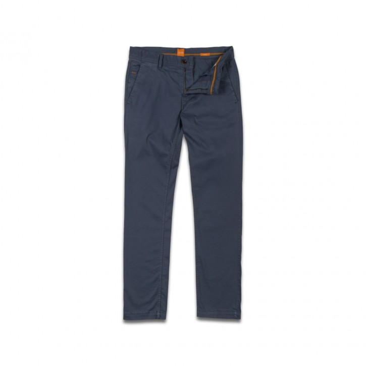 BOSS ORANGE HOSE SCHINO-SLIM1-D FARBE DARK BLUE 402