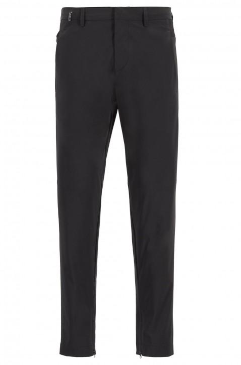 BOSS Tapered-Fit KEEN2-4 Hose aus reisefreundlichem Stretch-Gewebe schwarz 001