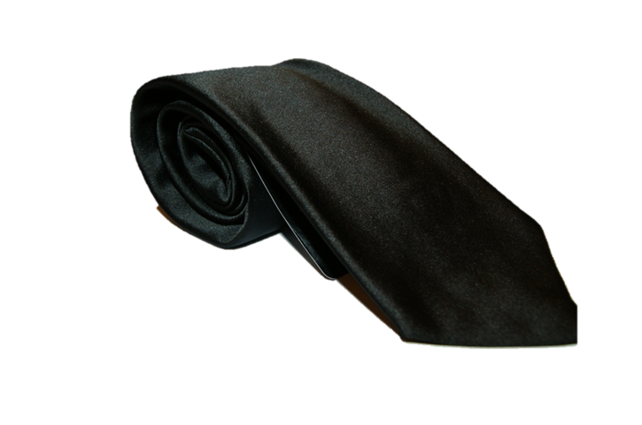 BOSS BLACK KRAWATTE BT 93 FARBE SCHWARZ 999
