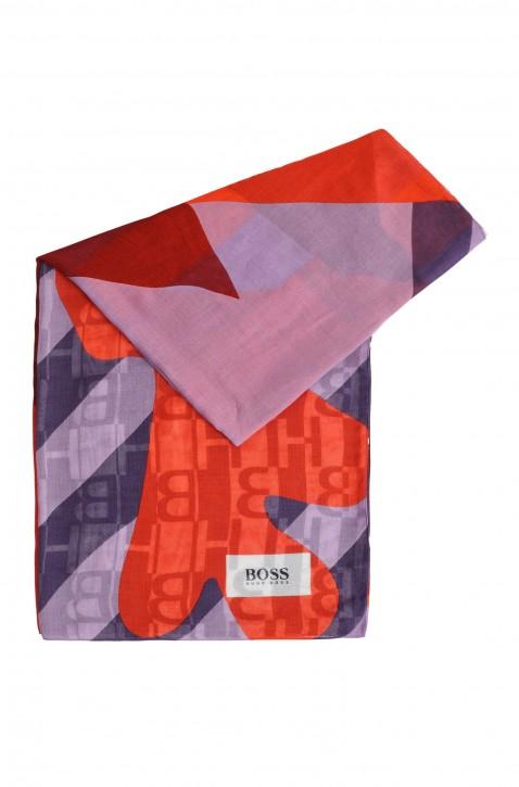 BOSS Modal-Schal NEVAH mit verschiedenen Prints multicolour 531