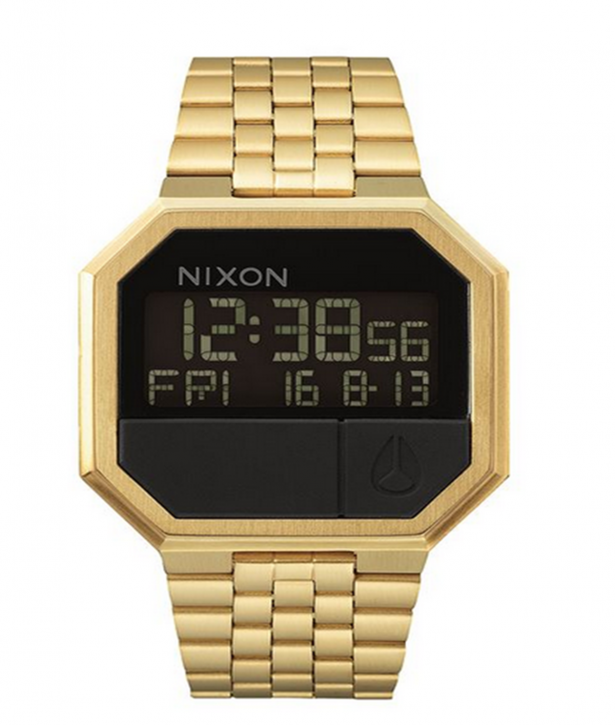 NIXON 80er JAHRE Re-Run 38,5mm Farbe all gold