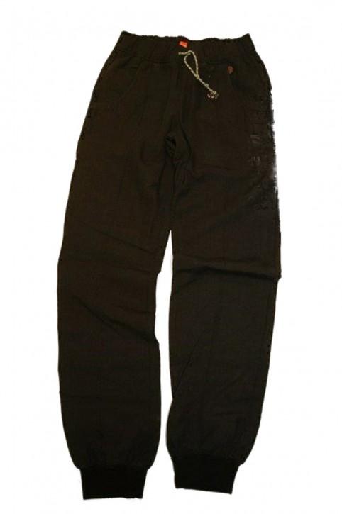 BOSS Jogger Pants SAMARA-D mit Bündchen farbe schwarz 001