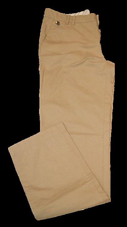 Hugo Boss Regular-Fit Chino SAMBIA -W aus elastischer Baumwolle beige 277
