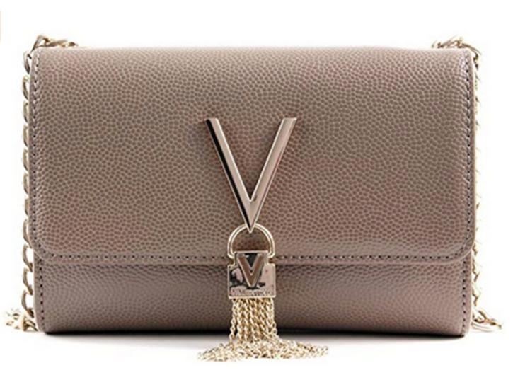 Mario Valentino Valentino by Damen Umhängetasche Divina taupe One Size