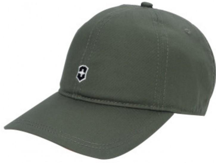 Victorinox Kappe / Basecap Classic Shield Cap II hemlock green