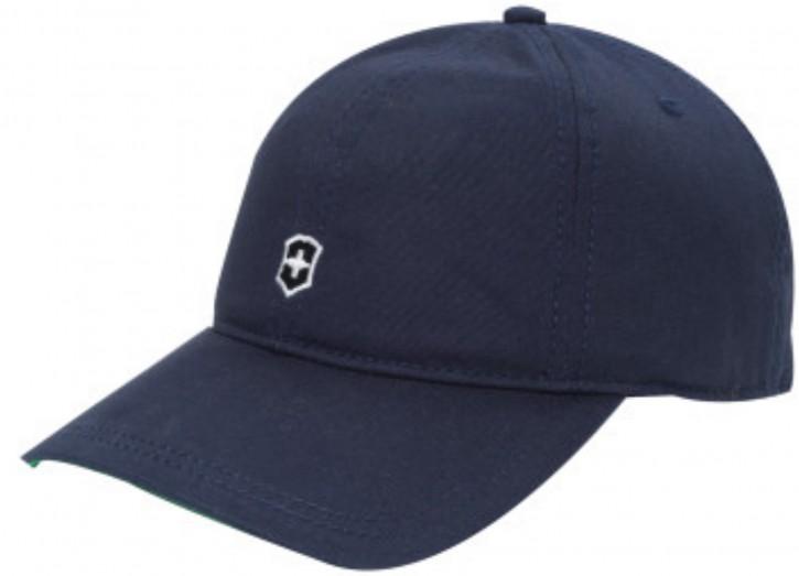 Victorinox Kappe / Basecap Classic Shield Cap II navy one