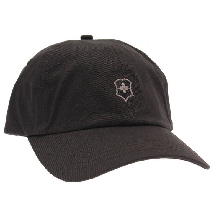 Victorinox Kappe / Basecap Classic Shield Cap ll BLACK one